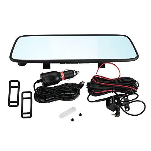 EIN Blatt Dash Cam 140 + 90 Grad Touchscreen Premium Automobile Motion Detection Videorecorder Camcorder Fahren Recorder DVR Dvr Recorder Motion Detection