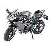 AUTOKS Maßstab 1:12 Motorradmodell 1/12 Motorradmodell Motorrad Autosammlung Kinderspielzeug...
