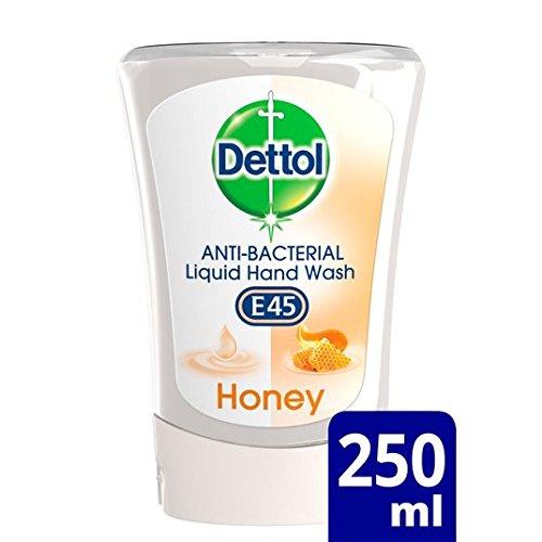 Dettol No Touch E45 Recharge de savon au miel 250ml