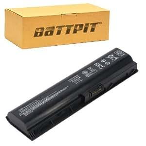 Battpit Batterie d'ordinateur Portable de Remplacement pour HP TouchSmart tm2-2001ef (4400 mah)
