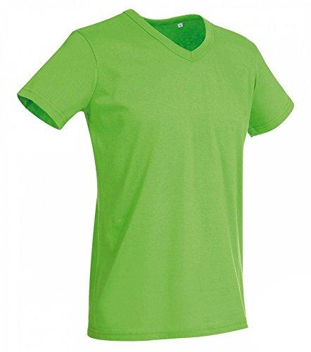 V-Neck T-Shirt Ben Green Flash