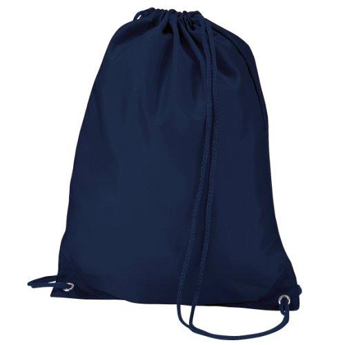 Imagen de quadra   saco o de cuerdas impermeable/resistente al agua modelo gymsac deporte/gimnasio 7 litros
