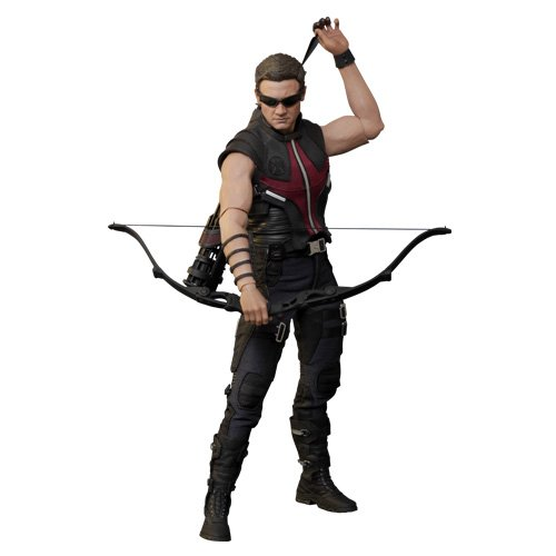 "Movie Masterpiece [] ""The Avengers"" 1/6 scale figure Hawkeye (japan import)"