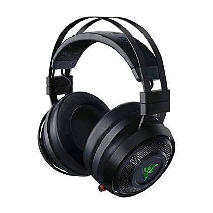 Razer Nari Ultimate - Auriculares Gaming inalám...