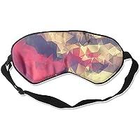Sleep Eye Mask Geometry Abstract Lightweight Soft Blindfold Adjustable Head Strap Eyeshade Travel Eyepatch E15 preisvergleich bei billige-tabletten.eu