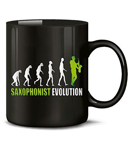 SAXOPHONIST EVOLUTION 4582(Schwarz-Grün)