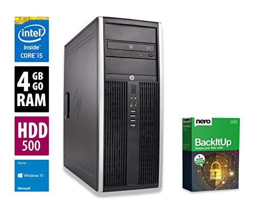 HP Elite 8300 CMT | Computer | PC | Intel Core i5-3470 @ 3,2 GHz | 4GB DDR3 RAM | 500GB HDD | DVD-Brenner | Windows 10 Home (Generalüberholt)