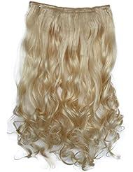 PRETTYSHOP 70 cm ou 55 cm clip en extensions Weave Hair Extensions de cheveux épaississants chaleur postiche résistantes différentes couleurs