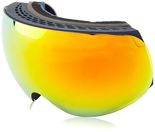 Elektrische EG3Skibrille Einheitsgröße Blue Fronds