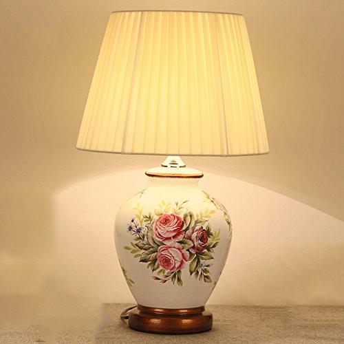 Yu chuang xin lampada da tavolo in ceramica lampada da tavolo intagliata classica cinese - Lampade da tavolo prezzi ...