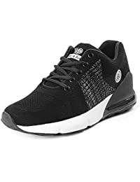 buy popular 7ae15 ec76b Bacca Bucci® Men s Running Sports Trainers Shock Absorbing Sneaker for  Walking Gym Jogging Fitness Athletic