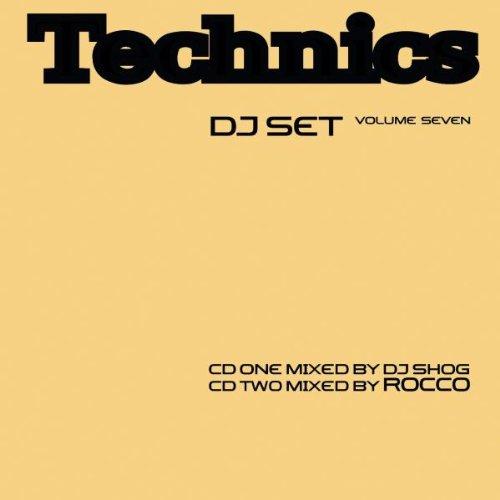 Preisvergleich Produktbild Technics DJ Set Vol.7