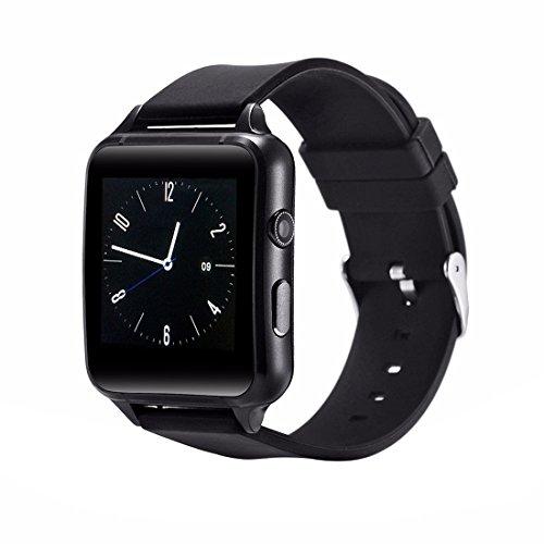Preisvergleich Produktbild Smart Watch Waterproof Smart Phone Mate Compatible with Android 4.3+ and iOS8+ Bluetooth Smart Watch Activity Tracker Smartwatch Remote Capture Kids Baby