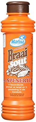 Marina Braai Salt with Spices 400 g (Pack of 5)