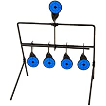 Oxbridge - set bersagli rotanti - esercitazione pistola/fucile ad aria - funzione autoreset