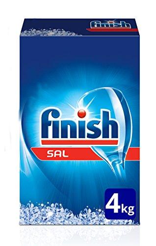 Finish Sal para Lavavajillas - 4 kg