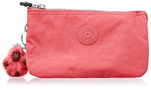 Kipling Creativity L, Porte-Monnaie - Rose (Shell Pink_Q86)
