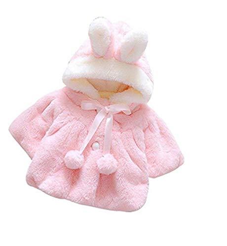 Bekleidung Longra Bohai Baby Toddler Girls Winterjacke Jacket Fur Warm Winter Jacket Coat Thick Warm Clothes