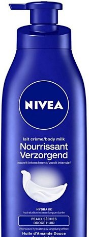 Nivea Körperpflege Körpermilchpumpe (400ml)