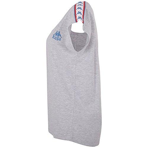 Kappa Damen Chiara T-Shirt 18M grey melange