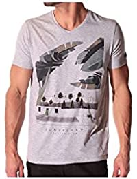 Sun Valley Tee Shirt Clures Homme
