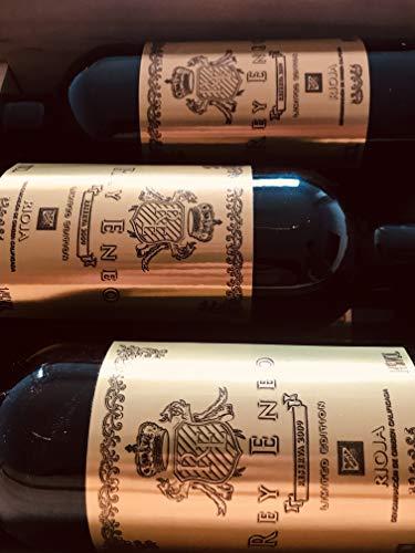 Rey Eneo D.O. Rioja Reserva Selección - Estuche de Madera 6 botellas