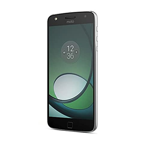 Lenovo SM4425AE7U1/XT1635 Smartphone Moto Z Play Dual SIM 32GB, 14 cm (5,5 Zoll), Android 6.0 Marshmallow schwarz