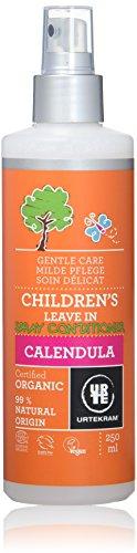 Urtekram Kinder Leave-In Spray Conditioner Bio, milde Pflege, 250 ml -