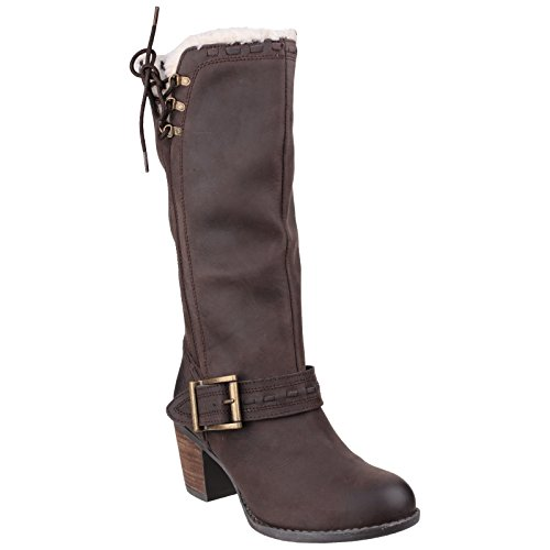 Hush Puppies Gioia Moorland Femme Boots Marron Marron
