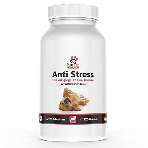 Anti-Stress-von-Smart-Animal-Beruhigungstabletten-fr-nervse-und-ngstliche-Hunde-Ideal-bei-Angst-oder-Stresssituationen