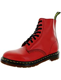 Dr.Martens Pascal Red Womens Trainers