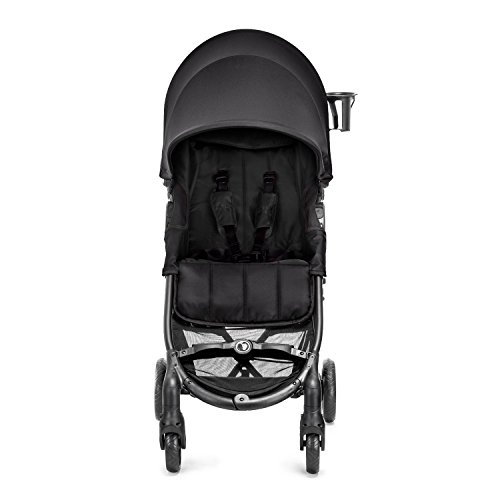 Baby Jogger City Mini Zip Single Stroller Black  Baby Jogger