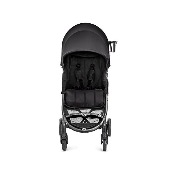 Baby Jogger City Mini Zip Single Stroller Black Baby Jogger  10