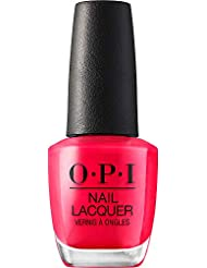 OPI Vernis à Ongles Nuances de Rouge My Chihuahua Bites, 15 ml