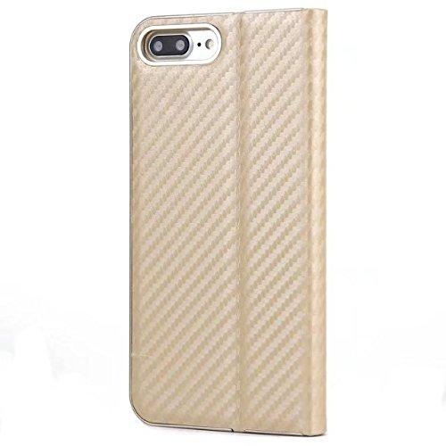 Coque iPhone 7,Coque iPhone 7 Plus, Coque iPhone 6/6S, Coque iPhone 6Plus/6S Plus, Coque iPhone Case cover, [Porte-cartes] étui Protection en Cuir Portefeuille multi-Usage Housse Rabattable(ARD-06) C