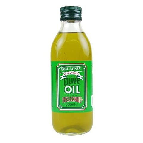 12 Pack of Hellenic Sun Extra Virgin Olive Oil 500