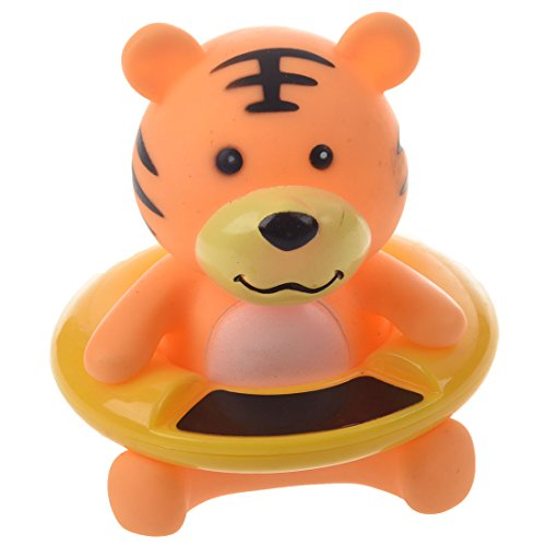 Moligh doll Tiger Shaped Baby-Bad-Wasser-Temperatur Messwerkzeug (Doll Tiger-baby)