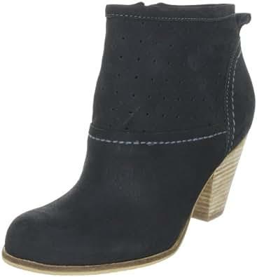 ESPRIT Evelin Bootie C05574, Damen Stiefel, Schwarz (black 001), EU 38