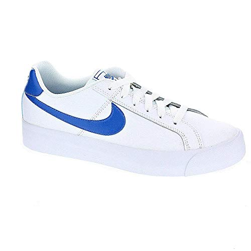 Nike Wmns Court Royale AC, Scarpe da Tennis Donna, Multicolore (White/Mountain Blue 100) 38 EU