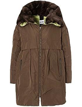 JET SET Abrigo de plumón Jenny Fur ropa de esquí Mujer