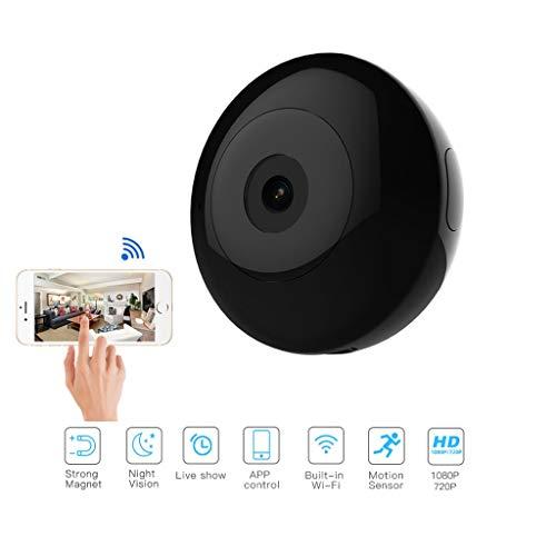 LIAN Mini-Kamera-Nachtsicht-Camcorder-HD-WiFi-Videorecorder-Kamera für die Outdoor-Action-Kamera