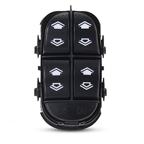 Schalter Auto Fenster Control-Taste Hauptschalter Foxpic Elektrische Fensterheber Seitenführung Ford Focus Guide-Taste (2012/2015)