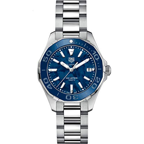 TAG Heuer Aquaracer Damen-Armbanduhr 35mm Schweizer Quarz WAY131S.BA0748