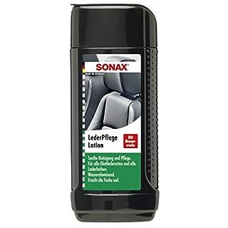 SONAX 291141 Lederpflege-Lotion, 250 ml