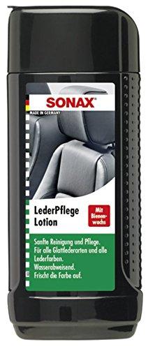 SONAX 291141 Lederpflege-Lotion, 250 - Leder-lotion Für Möbel