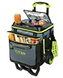 Best Rolling Coolers - Titan Deep Freeze Rolling Cooler - High Performance Review