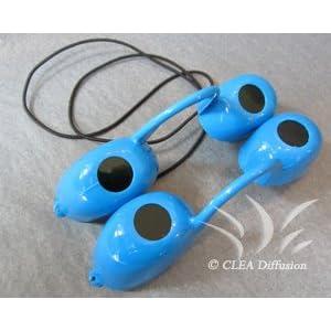 Brille UV-Schutz–individuellem Beutel–Lot de 2