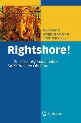 Rightshore! Successfully Industrialize SAP Projects Offshore