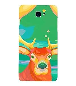 EPICCASE Colorful deer Mobile Back Case Cover For LeEco Letv Le 2 (Designer Case)