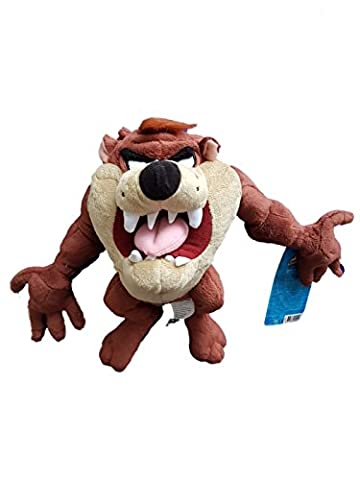 Tazmanian (Taz) Devil Plush Soft Toy - Looney Tunes